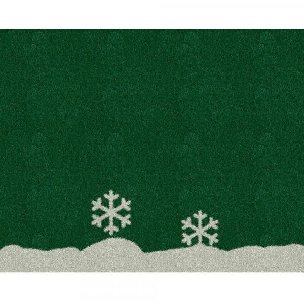 Weihnachtsbaumdecke 'Winter' 200x160cm