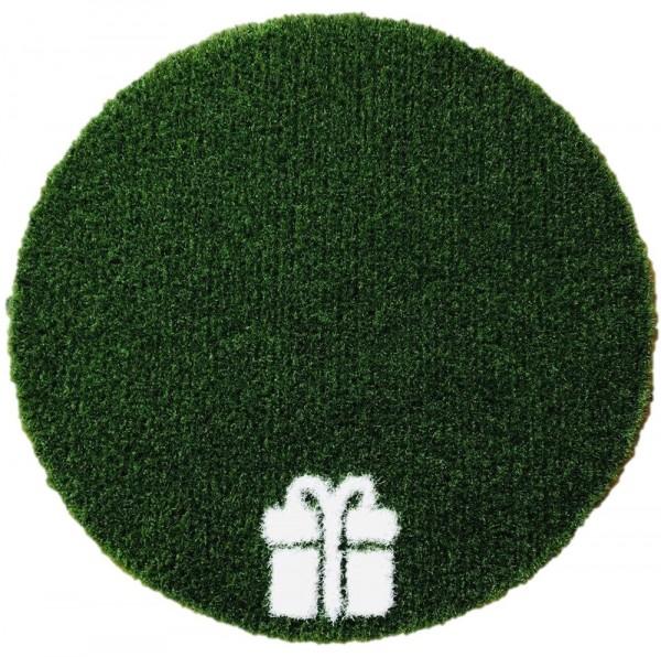 Weihnachtsbaumdecke 'Geschenk' 150cm