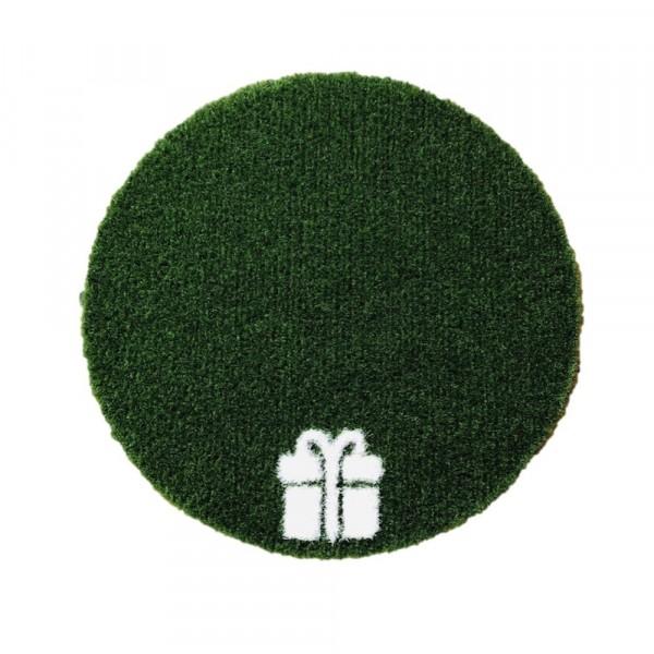 Weihnachtsbaumdecke 'Geschenk' 100cm